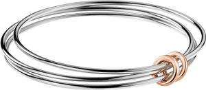 Calvin Klein Jewelry BICO KJ5HMD2001 Damenarmreif Design Highlight, Armreifgröße:XS (60mm/188mm)
