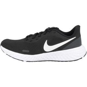 Nike Herren Sneaker Sneaker Low Textil schwarz 42