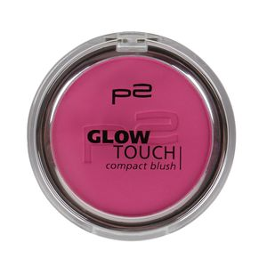 P2 Make-up Teint Rouge Glow Touch Compact Blush 833326, Farbe: 060 touch of daisy, 5 g