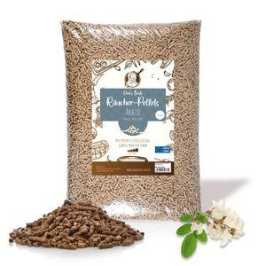 Räucherpellets Akazie / Mesquite ca. 10kg im Sack