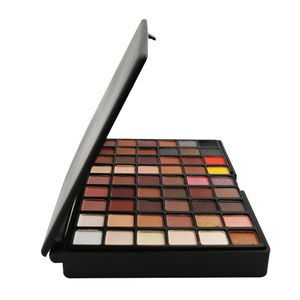 162 Farben Eyeshadow Lidschatten Palette Makeup Kit Set Make Up Professional Box