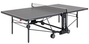 SPONETA S 4-70 e Expertline Outdoor-Tischtennisplatte mit Netz, grau; 212.9410/L