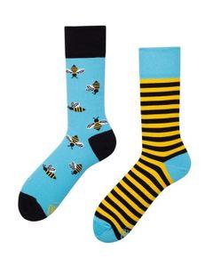 Many Mornings Socken Bee Bee 43-46