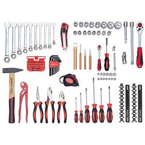 Universalsatz ALL-IN im Werkzeugkoffer. 108-teilig