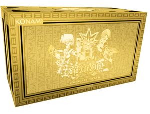 Yu-Gi-Oh! Legendary Decks II Sammelkarten Karten