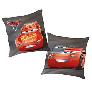 Disney`s Cars 3 Kissen Schmusekissen 40 x 40 cm, gefüllt