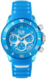 Ice-Watch ICE aqua Chrono Malibu Unisex Chronograph Uhr Herrenuhr blau