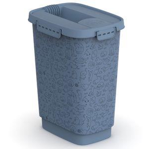 Cody Tierfutterbehälter 10 l, Farbe:Horizon Blue