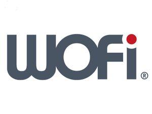 Wofi Linee, LED, 5-flammig, Höhe 186 cm, Chrom