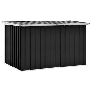 vidaXL Gartenbox Anthrazit 149 x 99 x 93 cm