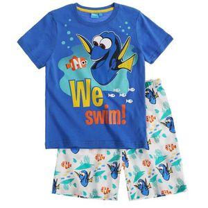 Disney Findet Dorie Shorty-Pyjama blau