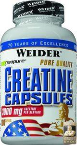 Joe Weider Pure Creatine, 100 Kapseln Dose
