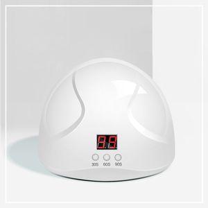 200W UV LED Lampe Nagel Trockner Lichthärtungsgerät Gel Dryer Maniküre 3 Modus