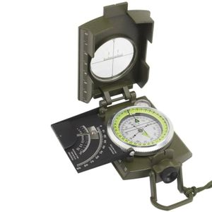 Profi Militär Kompass Marschkompass Taschenkompass Peilkompass Camping Outdoor Taschenkompass Outdoor Kompass