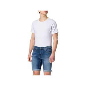 Tommy Jeans SCANTON SLIM DENIM SHORT HMBS Jeans Shorts Herren  hampton mb str blau 32/NI