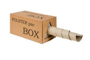 Packpapier Verpackungspapier zum stopfen mit speed 80g 6,4 kg 200m PolsterpacBOX