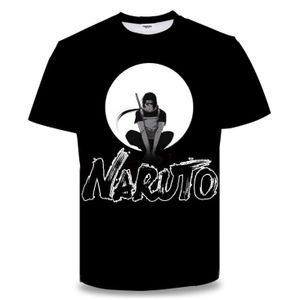 Naruto T-Shirt Uni Tee M S