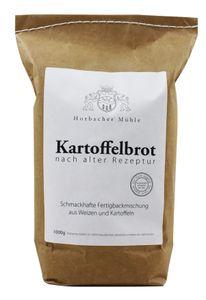 Kartoffelbrot Backmischung 1 kg