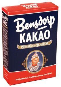 Bensdorp Kakao, Kakaopulver, Trinkschokolade, Getränkepulver