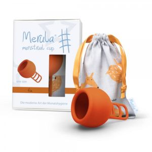 Merula Cup Menstruationstasse OneSize Farbe - Fox