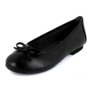 Jana Ballerina Black Größe 40, Farbe: BLACK