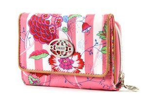 Oilily S Wallet Geldbörse Portemonnaie Summer Romance Coral Rosa