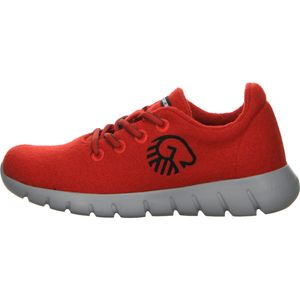 Giesswein MERINO Runner Damen Sneaker , Farbe:Rot 343, Schuhgröße:EUR 39