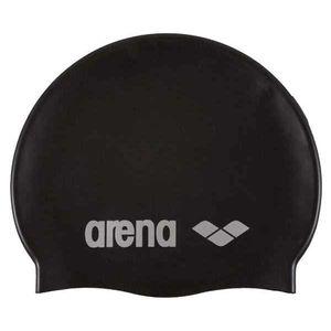 Arena Classic Silicone Black Silver Black Silver -