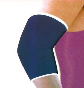 ELLENBOGENBANDAGE blau Sportbandage Ellenbogen Bandage Bandagen Tennisarmbandage 14