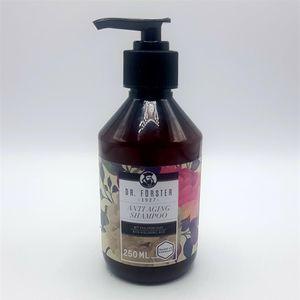 Dr. Förster Anti Aging Shampoo mit Hyaluron, regenerierend, normales Haar 250 ml