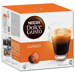 Nescafé Dolce Gusto  Lungo | 16 Kaffeekapseln
