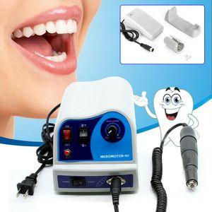 Dental Mikromotor Zahntechnik Elektrisches Poliergeräte N8 mit 45K RPM Polieren Handstück Labor