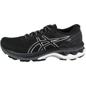asics Gel-Kayano 27 Schuhe Damen black/pure silver Schuhgröße US 7   EU 38