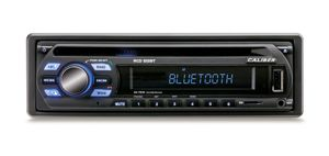 Caliber Autoradio CD/USB/SD/BT 1 DIN RCD122BT