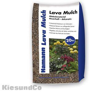 2-8 mm Lava Mulch ROT 20 L Sack