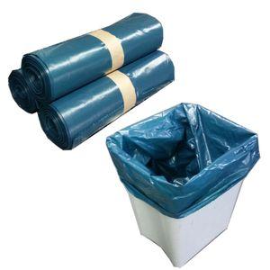 25  Müllsäcke Blau 120 Liter Extra Stark Abfallsäcke Müllbeutel Blaue Säcke Reisfest