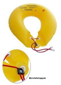 Schwimmkragen mit 2 Luftkammern gelb Sicheres Schwimmen in Freizeit und Therapie