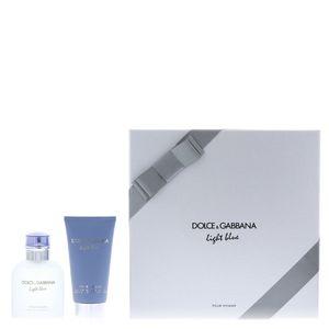 D&G Light Blue Pour Homme Giftset