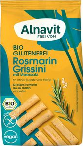 Alnavit Rosmarin Grissini100g