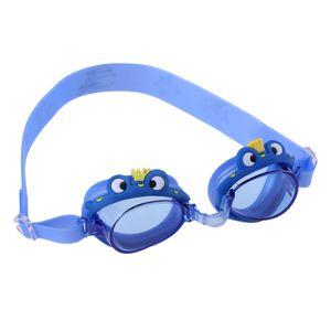 Kinder Kleinkind Anti-Fog UV-Schutz Schwimmbrille Geschenkidee für Blau wie beschrieben