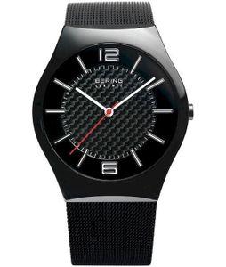 Bering Uhr - Herrenuhr mit Saphirglas - Ceramic Collection - 32039-449