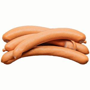 Food-United knackige Wiener Würstchen 1,1kg 20 Stück Wienerli Würstel
