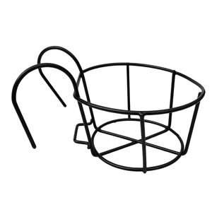 Praktischer Hängekorb Korb Aufbewahrungskorb Drahtkorb für Wohnzimmer Küche Bad