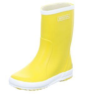 Bergstein Kinder Gummistiefel Rainboot Gelb