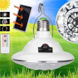 20W 22 LED Solar Camping Licht Laterne Lichter Zeltlampe Multifunktionsfernbedienung USB Aufladen Wandern