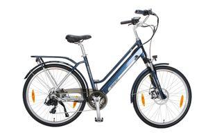 smartEC Trek-26D Trekking Pedelec/E-Bike 26 Zoll Rahmen-Akku