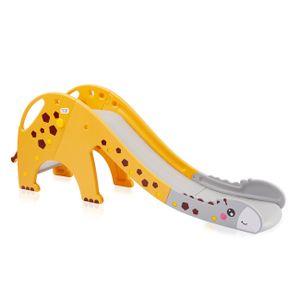 Baby Vivo Rutsche / Kinderrutsche - Giraffe in Gelb