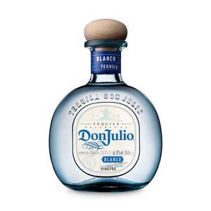 DON JULIO Don Julio, Tequila Blanco, Mexiko 0,7 l