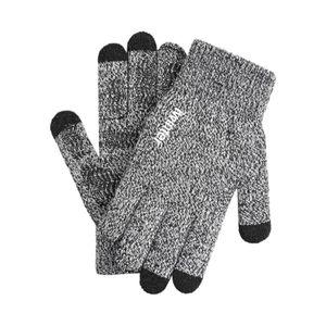 Herren Sport Winter Outdoor Wasserdichte extra isolierte Touchscreen-Handschuhe LTA91015073 Größe:Einheitsgröße,Farbe:Weiß