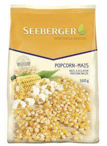 Seeberger Popcorn-Mais (500 g)